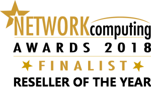 Voted Finalist in the Network Computing Awards 2018